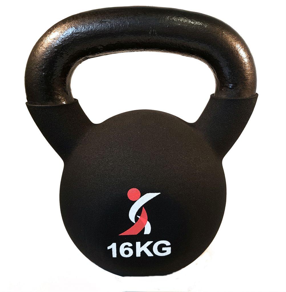 SyncoFit Neoprene Kettlebell – 16kg – (HELAAS UITVERKOCHT)