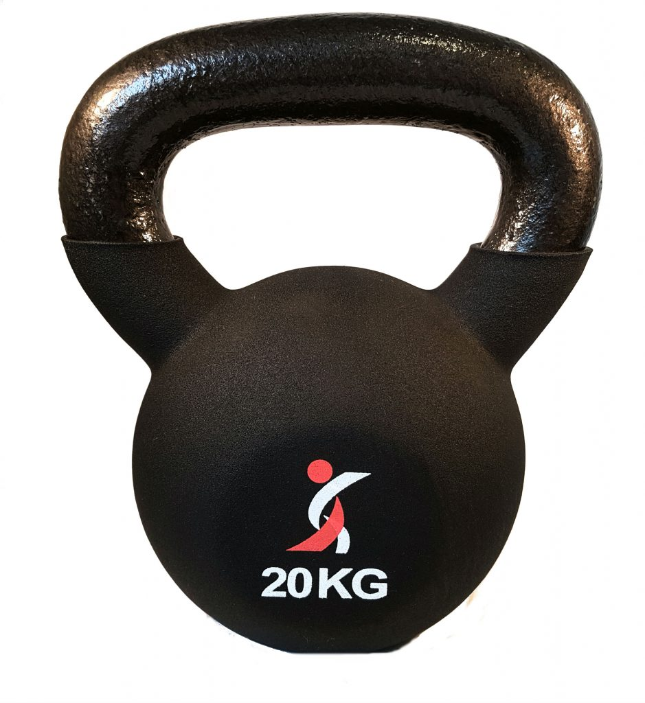 SyncoFit Neoprene Kettlebell – 20kg – (HELAAS UITVERKOCHT)
